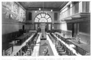 FREEMAN'S ORPHAN SCHOOL, FERNDALE ROAD, BRIXTON CENTRAL