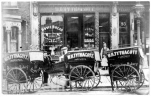 W.H.TYTHACOTT'S BAKERY, BARNWELL ROAD, BRIXTON CENTRAL