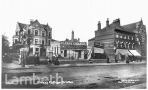 CLARK'S COLLEGE, BRIXTON HILL