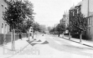 ST ANNE'S ROAD, BRIXTON NORTH