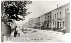 BRAMAH ROAD, BRIXTON NORTH