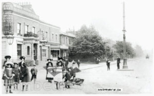 WHITE HART, LOUGHBOROUGH ROAD, BRIXTON NORTH