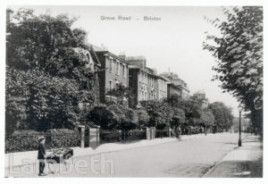 GROVE ROAD, BRIXTON CENTRAL