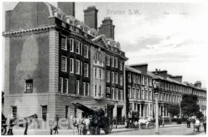 BRIXTON FIRE STATION, STATION ROAD, LOUGHBOROUGH JUNCTION