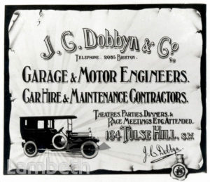 J.C.DOBBYN & CO, TULSE HILL