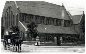 ST MATTHIAS CHURCH, UPPER TULSE HILL, TULSE HILL