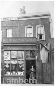 R.DOVE & CO., BRIXTON HILL