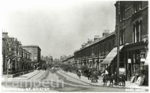 BARNWELL ROAD, BRIXTON CENTRAL