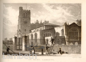 ST MARY'S CHURCH, LAMBETH