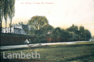 THE PRIORY, BEDFORD HILL, BALHAM