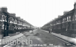 PATHFIELD ROAD, STREATHAM COMMON