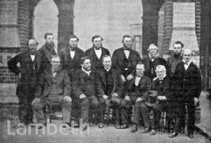 STOCKWELL ORPHANAGE: FIRST MANAGEMENT COMMITTEE