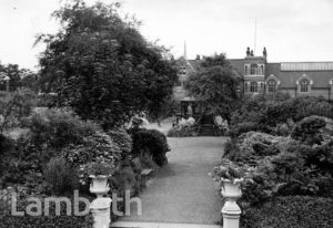 STOCKWELL ORPHANAGE: QUADRANGLE AND BUILDINGS