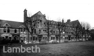 STOCKWELL ORPHANAGE: BOYS' HOUSES