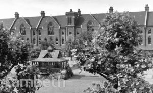 STOCKWELL ORPHANAGE: SUMMER-HOUSE AND GIRLS' HOUSES