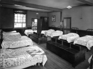 STOCKWELL ORPHANAGE: BOYS' DORMITORY
