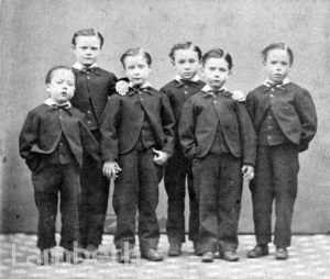STOCKWELL ORPHANAGE: THE FIRST SIX BOYS