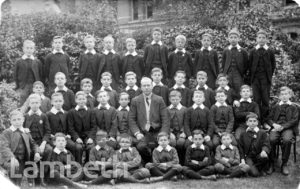 STOCKWELL ORPHANAGE: CLASS OF BOYS