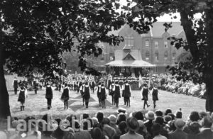 STOCKWELL ORPHANAGE: FOUNDER'S DAY CELEBRATIONS
