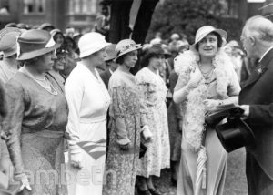 STOCKWELL ORPHANAGE: DUCHESS OF YORK'S VISIT, FOUNDER'S DAY