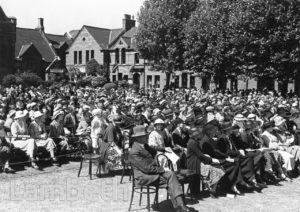 STOCKWELL ORPHANAGE: AUDIENCE, FOUNDER'S DAY CELEBRATIONS