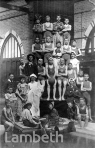 STOCKWELL ORPHANAGE: PAGEANT, FOUNDER'S DAY CELEBRATIONS