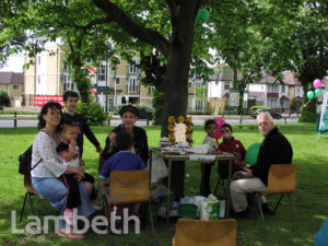 CLAPHAM PARK FUN DAY, CLAPHAM PARK ESTATE