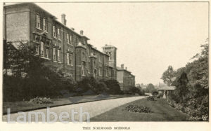 NORWOOD SCHOOLS, WEST NORWOOD