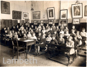 JESSOP PRIMARY SCHOOL: PUPILS, LOWDEN ROAD, HERNE HILL
