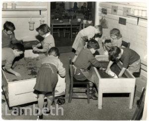 JESSOP PRIMARY SCHOOL: PUPILS, LOWDEN ROAD, HERNE HILL