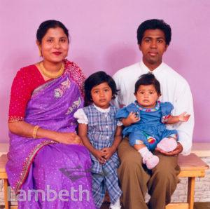PORTRAITURE: ASIAN FAMILY