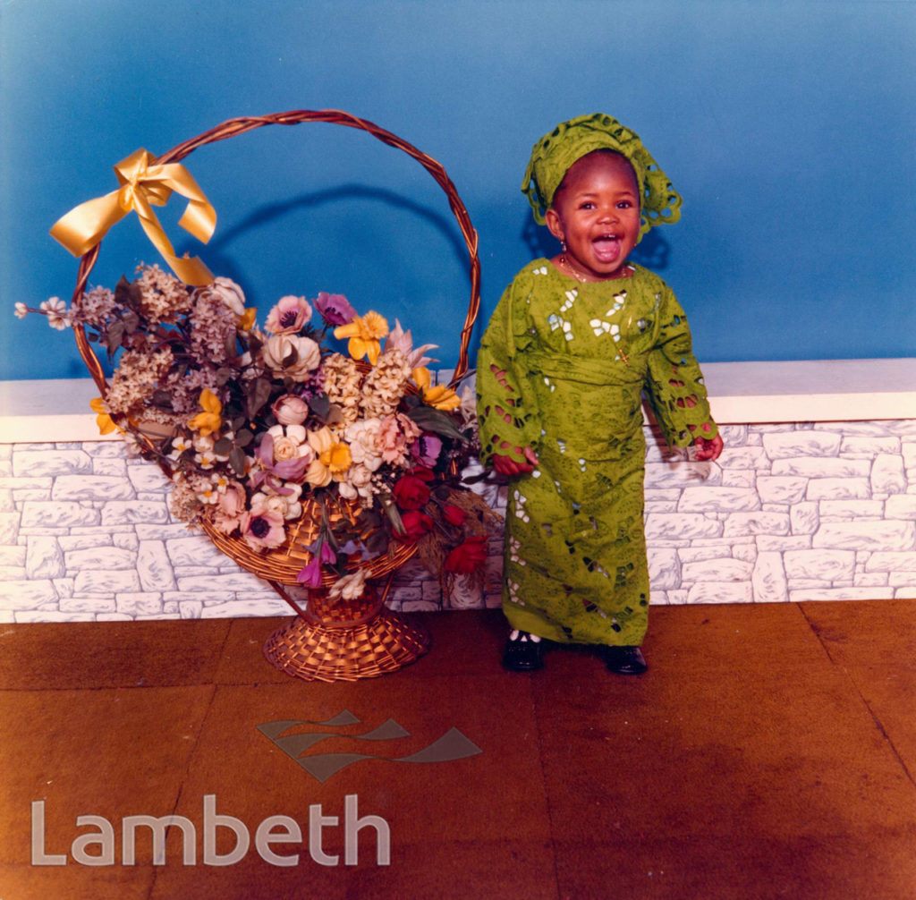 PORTRAITURE: TODDLER IN TRADITIONAL COSTUME
