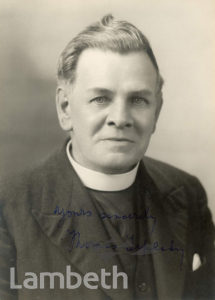 REV. THOMAS TIPLADY, THE LAMBETH MISSION