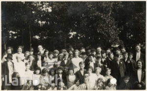 STAFF AND CHILDREN OF LAMBETH MISSION, LAMBETH ROAD