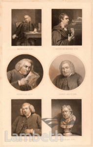PORTRAITS OF SAMUEL JOHNSON