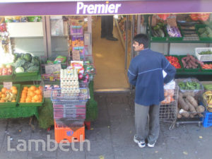 PREMIER GROCERY SHOP, WANDSWORTH ROAD