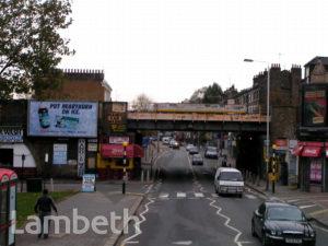 RAILWAY BRIDGE, WANDSWORTH ROAD, CLAPHAM
