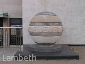 SCULPTURE, SHELL CENTRE, BELVEDERE ROAD, WATERLOO