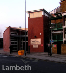HARRY CADDICK COMMUNITY CENTRE, LILFORD ROAD, NORTH BRIXTON