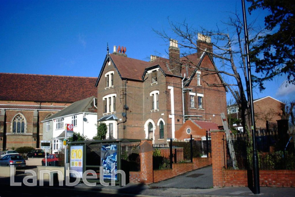 FORMER ST PETER'S VICARAGE, LEIGHAM COURT ROAD, STREATHAM