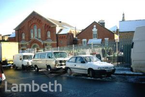 LANSDOWNE EVANGELICAL FREE CHURCH, WEST NORWOOD