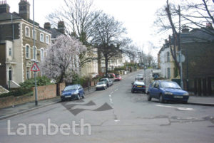 MARLEY AVENUE, TULSE HILL