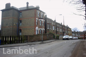 AVENUE PARK ROAD, TULSE HILL