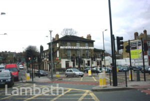 TULSE HILL HOTEL, NORWOOD ROAD