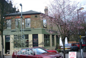 THE RAILWAY ARMS, TULSE HILL
