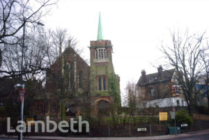 FORMER ST CUTHBERTS, THURLOW PARK ROAD, TULSE HILL