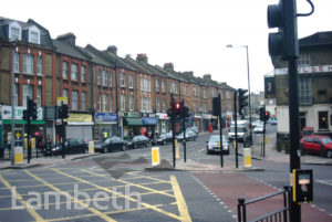 TULSE HILL FROM NORWOOD ROAD
