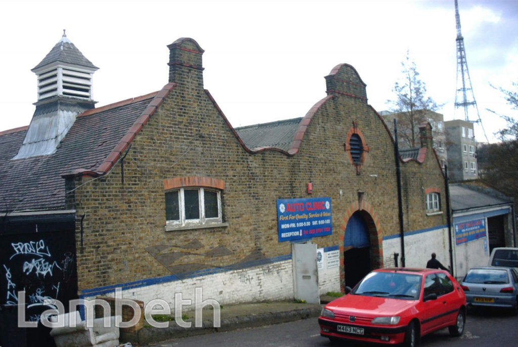 FORMER FRENCH'S DAIRY, GIPSY HILL, UPPER NORWOOD