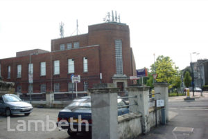 TELEPHONE EXCHANGE, ROSENDALE ROAD, WEST DULWICH