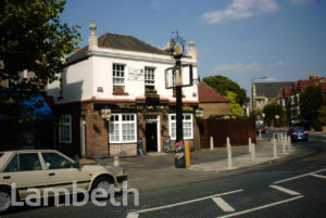 TWO TOWERS PUBLIC HOUSE, GIPSY ROAD, WEST NORWOOD